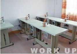 作業台スペース